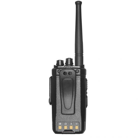 4G cellphone VHF UHF dual mode radio