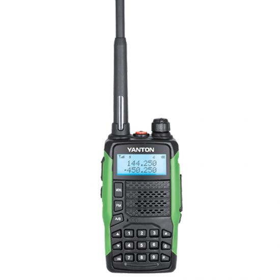 Portable VHF UHF CB Two Way Radio